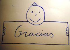Gracias, Buscando Sonrisas