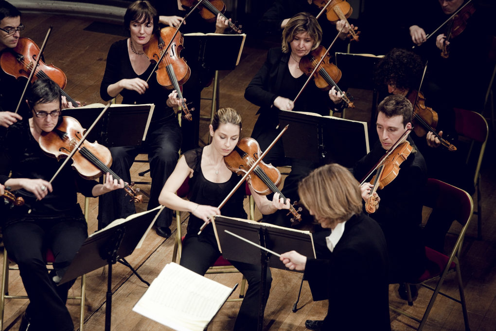 Insula orchestra-Laurence Equilbey. Foto: Julien Mignot