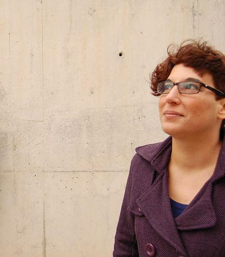 Olalla Castro, participante en la Surada