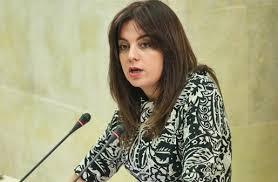 Silvia Abascal, portavoz socialista