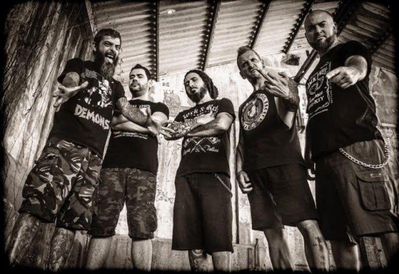 La banda Brutal Thin visitará el viernes la Sala Rock Beer the New.