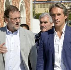 De la Serna con Rajoy