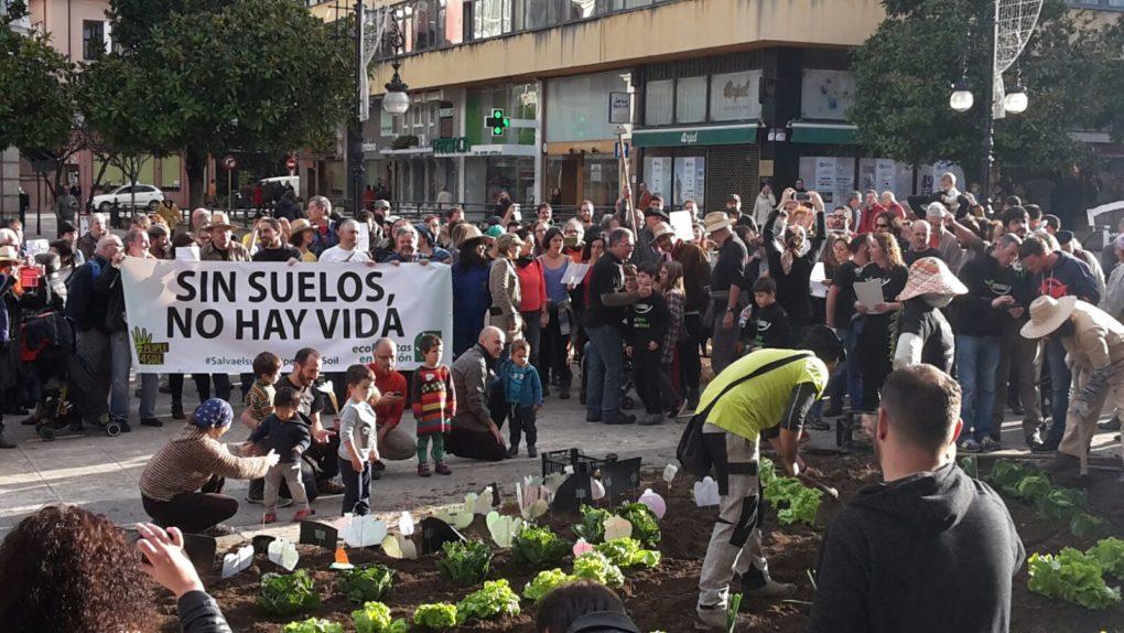 Acción frente al Ayuntamiento
