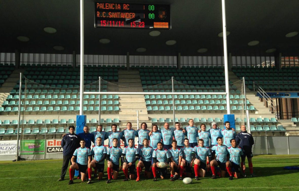 Equipo Senior Rugby.