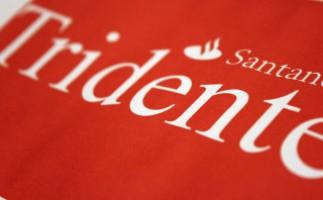 El tridente del Santander