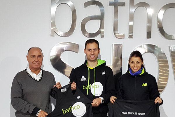 Presentación del Bathco Running Team