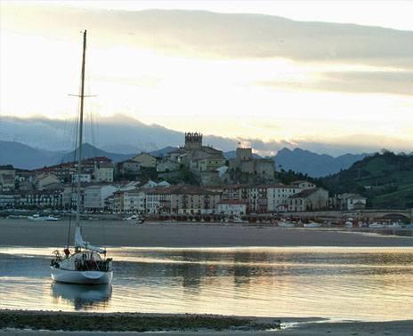 La villa marinera organiza desde hace 18 años la campaña para fomentar el consumo local.