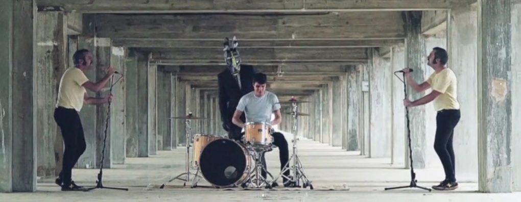 Extracto del videoclip 'Pobres de Espíritu', dirigido y producido por Burbuja Films.