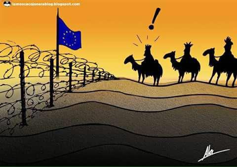 """Navidades """"Refugiadas"""""""