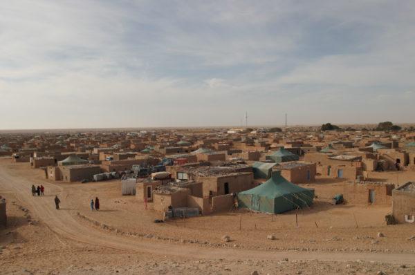 Resultado de imagen de autobuses en campamentos saharauis
