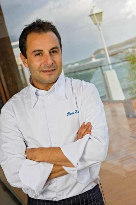 Oscar Calleja, chef del Annua