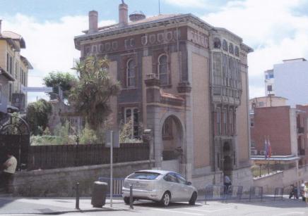 Palacio de Cortiguera