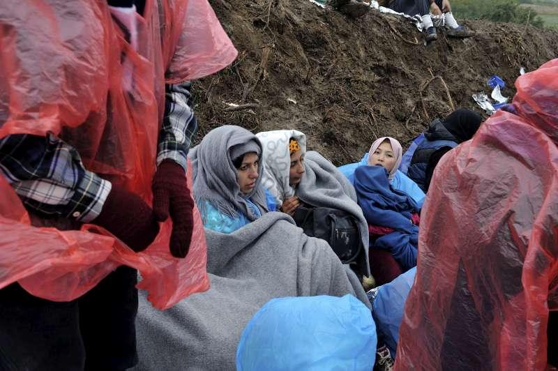 El invierno endurece las ya difíciles condiciones de los campos de refugiados