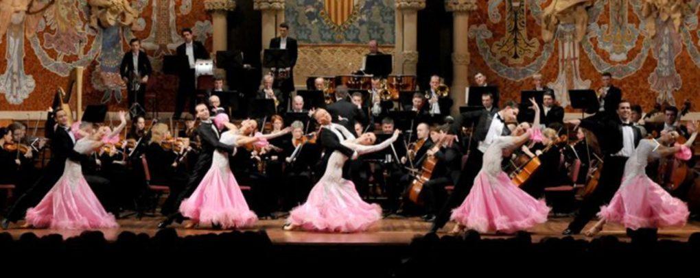 La Strauss Festival Orchestra y la Strauss Festival Ballet se unen para celebrar el año nuevo al ritmo de las composiciones del autor austriaco.