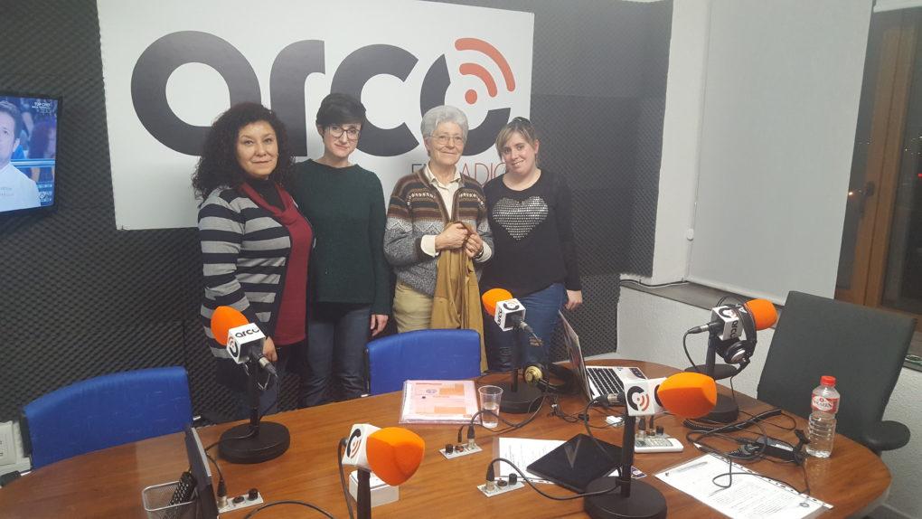 Lourdes Jiménez, Susana Ruiz y Marisol Payá en un programa especial de El Faradio sobre la trata.