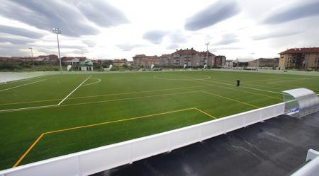 Campo de Fútbol municipal Vicente Miera