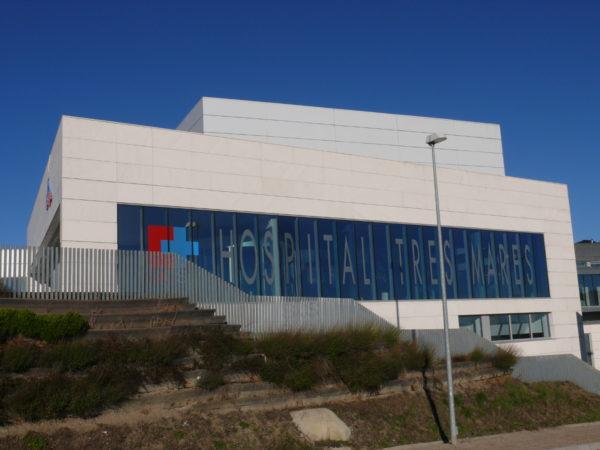 Hospital Tres Mares, en Reinosa