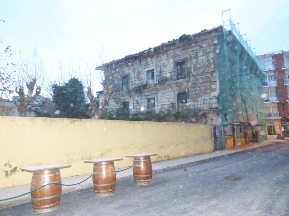 Palacio de Chiloeches, de Santoña.