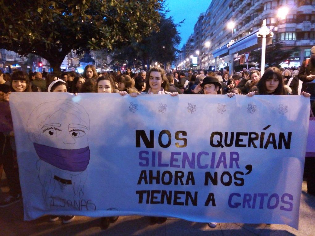 Las manifestaciones del pasado 8 de marzo han sido las más multitudinarias de los últimos años