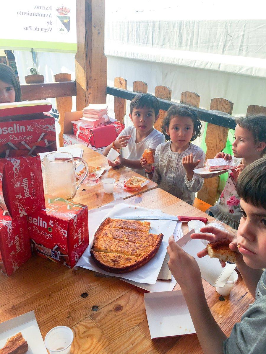Campaña escolar de Sobaos Joselín