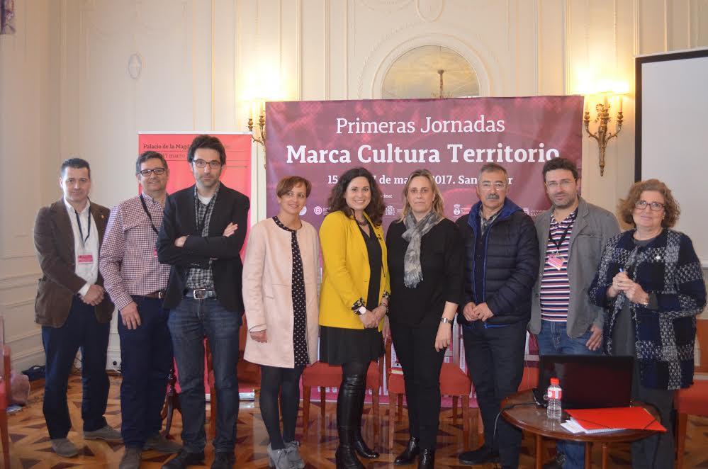 Participantes en una de las mesas redondas de las jornadas de PECCA