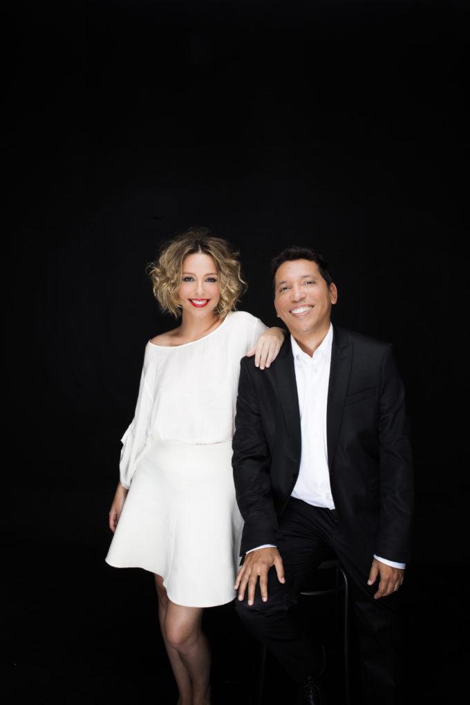Judith Jáuregui y Pepe Rivero.