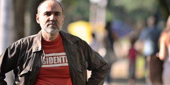 Manuel Casal, autor del libro 'La izquierda ante el colapso de la civilización industrial'.