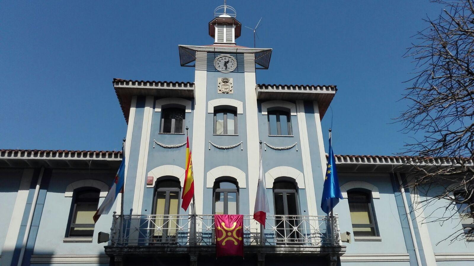 Ayuntamiento de El Astillero.