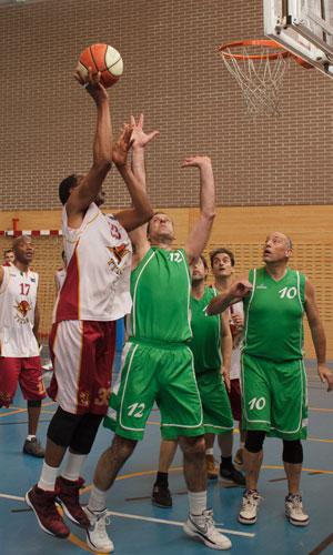 El II Santander Masters Basketball Tournament se disputa este fin de semana