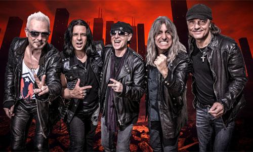 Scorpions regresan a Torrelavega. Foto: web oficial de Scorpions