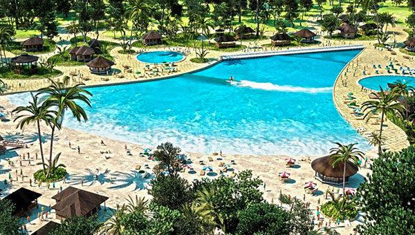 Ribamontán al Mar contará con una piscina de olas artificiales