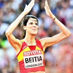 Ruth Beitia se retira. Foto: Real Federación Española de Atletismo