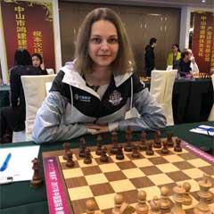 La campeona Anna Muzychuk pasará por Torrelavega