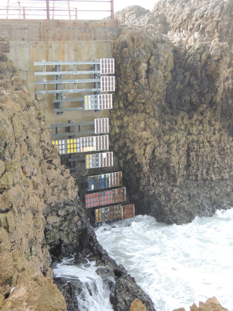 Laboratorio marino del CTC