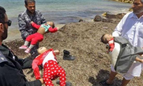 """""""Los otros Aylan Kurdi, y cada ve hay mas"""" ¿Qué hay que celebrar?"""