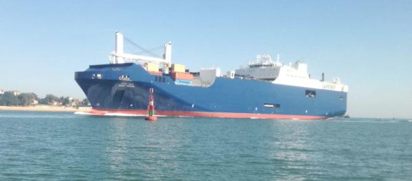 El Bahri Jazan vuelve a Santander para un cargamento especial