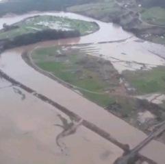 Inundaciones en Cantabria