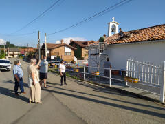 Ermita de San Elías en Soña.